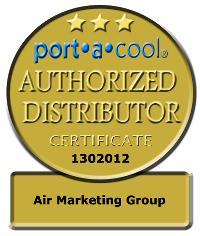 Port-A-Cool Factory Authorized Distributor
